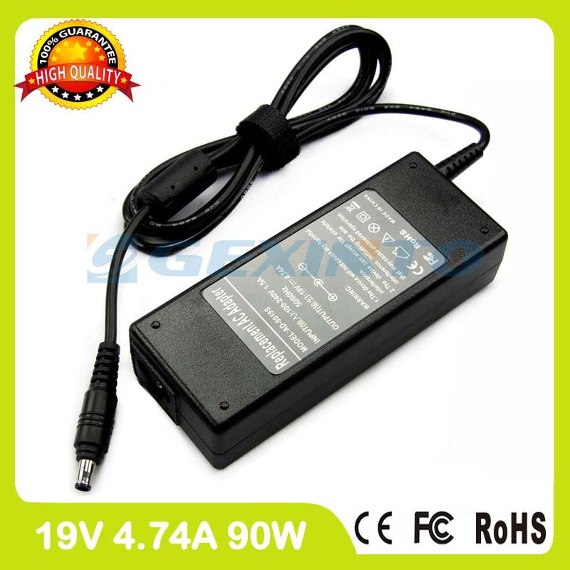 Galleria fotografica 19 v 4.74a 90 w adattatore di alimentazione ca per <font><b>samsung</b></font> laptop charger RV511 RV515 RV515l RV513 RV518 RV520 RV520E RV520I RV540E RV540I RV709