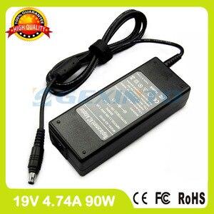 19V 4.74A 90W ac адаптер питания для Samsung ноутбука Зарядное устройство RV511 RV513 RV515 RV515l RV518 RV520 RV520E RV520I RV540E RV540I RV709