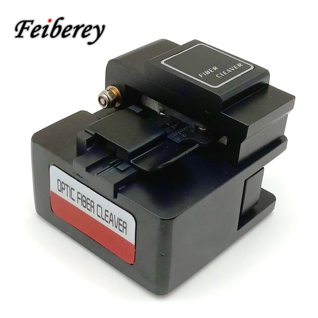 High Precision Optical Fiber Cleaver Cutter Cutting Knife Fibre Optique Clivador de Fibra FTTH Tool Fiber Optic Cleaver