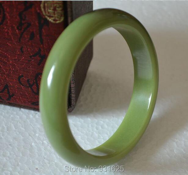 Rarely Natural 14-16mm Wide fluorite luminous gem stone bracelet Glow in Dark luminous stones Jade Bracelets Fine Jewelry
