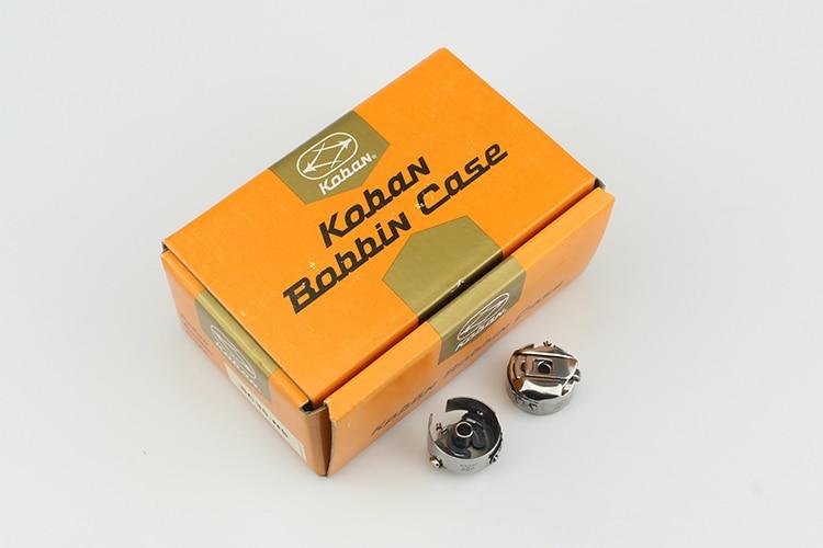 50pcs SC35-NS KOBAN bobbin case for Tajima Barudan SWF Melco TOYOTA Feiya ZGM Embroidery machine hot sale original authentic