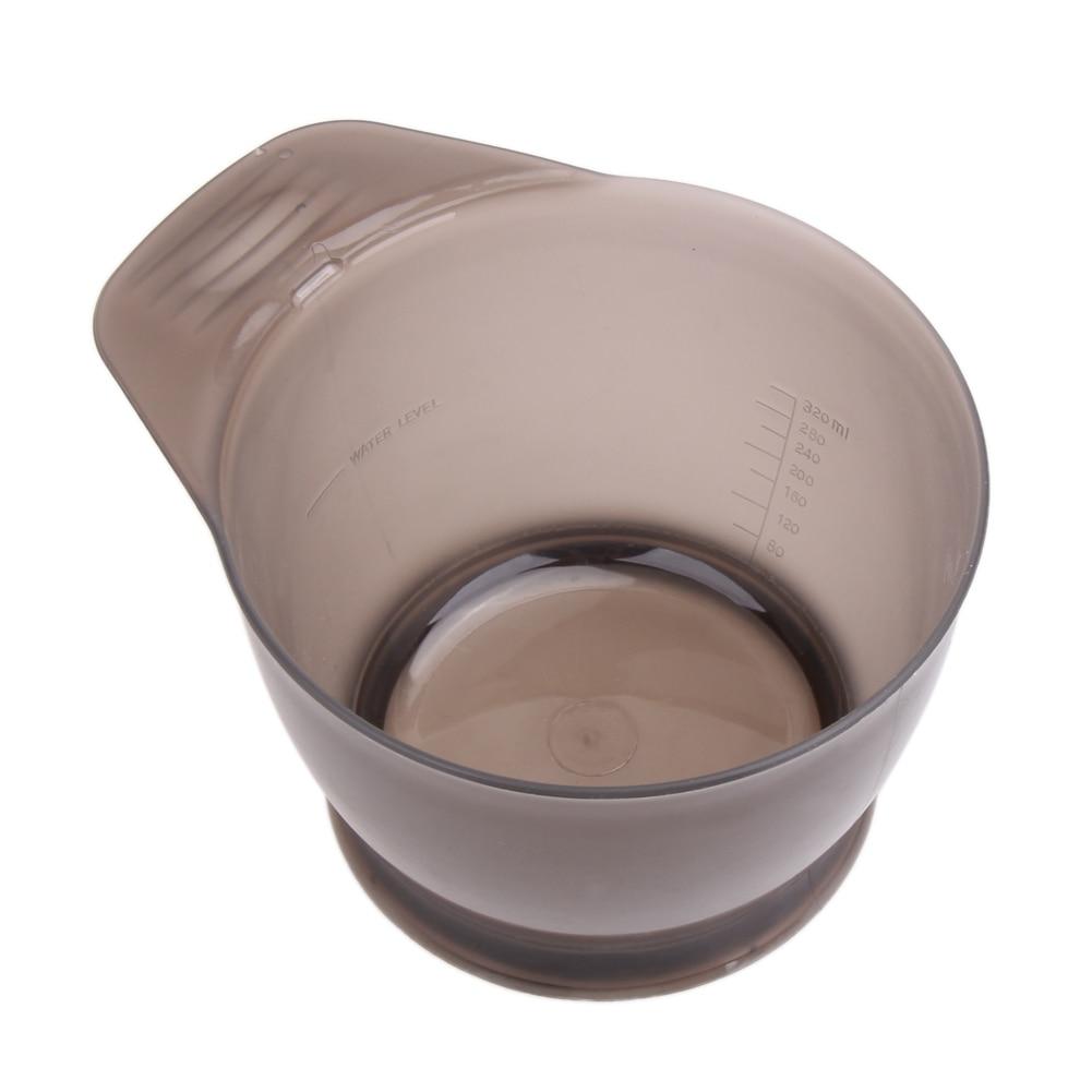 Velika Kapacitet Frizerska Zdjela Anti-slip Ručka Dizajn Profesionalni Salon Boja kose Boja Zdjela Styling Pribor