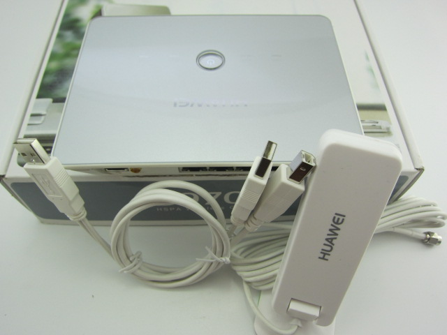 все цены на  Free shipping Unlocked Huawei B970b Original 3G wireless Router unlocked Plus a cable and huawei antenna  онлайн