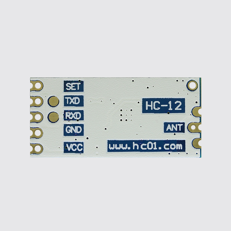 Image 4 - 5PCS 433Mhz HC 12 SI4463 SI4438 Wireless Serial Port Module 1000m Replace Bluetooth New and original-in Integrated Circuits from Electronic Components & Supplies