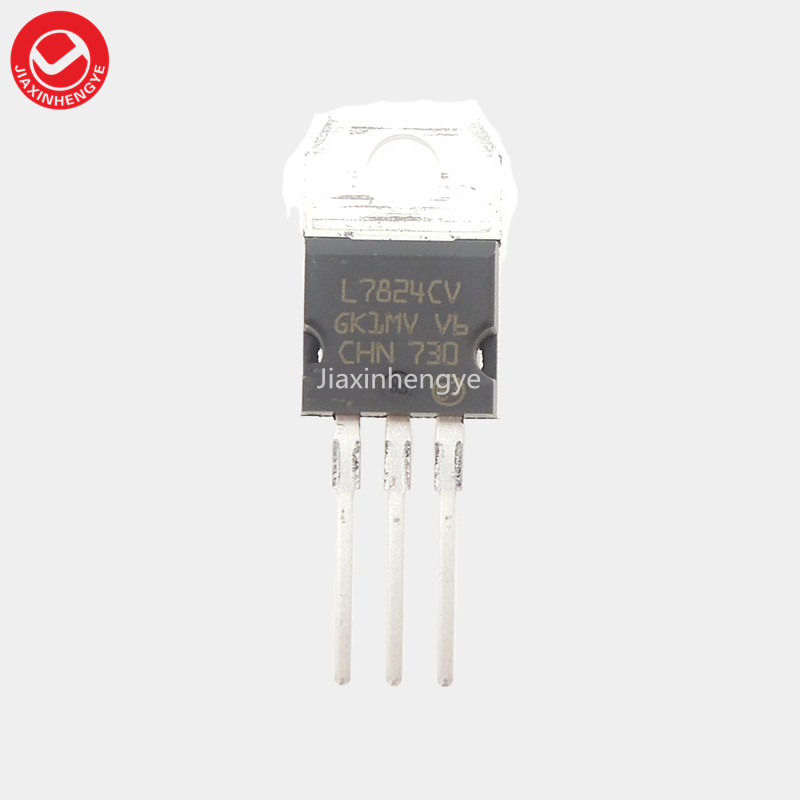 L7824CV L7824 TO-220 Original and New 10PCS/50PCS ...