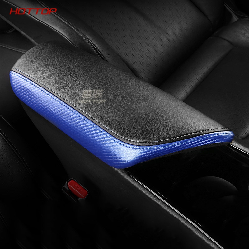 PU Leather Centrol Armrest Box Cover set of Fit For toyota C-HR CHR 2016-2017- 2018PU Leather Centrol Armrest Box Cover set of Fit For toyota C-HR CHR 2016-2017- 2018