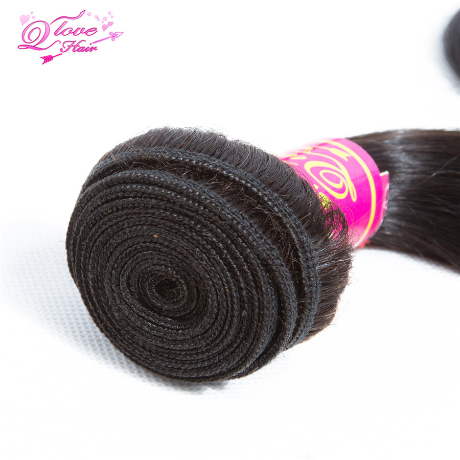 Queen Love Hair 1 Pcs Natural Color Non Remy Malaysian Body Wave Hair 8-26 Inch 100% Human Hair Weave Bundles Free Shipping