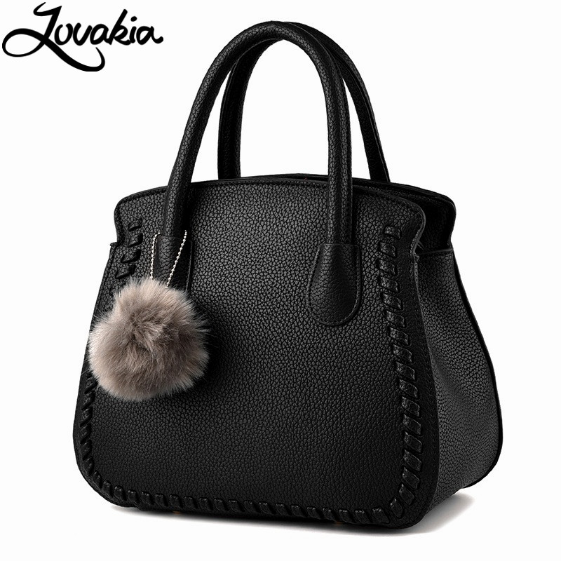 ФОТО New Arrival Korean Trapeze Tote Women Leather Handbags Ladies Party Shoulder Bags Fashion Top-Handle Bags