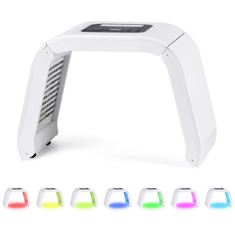 Machine de beauté rajeunissante de peau de Photon de PDT thérapie Anti-âge LED faciale machine de retrait de ride de masque de beauté