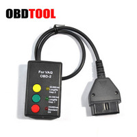 Si Reset Vag OBD2 Si Vag OBD2 Olie Sevice Reset Tool Voor Audi Seat Auto Airbag Reset Tool Obd 2 SI-RESET Gratis Verzending
