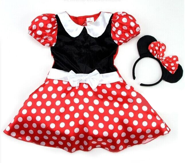 Vestidos de minnie mouse