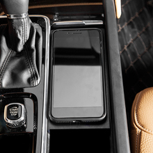 For Volvo XC90 S90 XC60 S60 car QI wireless charger phone charging plate fast charging cas