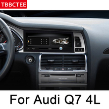 For Audi Q7 4L 2006~2009 MMI Android Car GPS Multimedia Player HD Screen Stereo  Navi Map Original Style Auto Radio WIFI BT