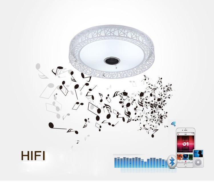 Wireless Bluetooth Led Ceiling Light