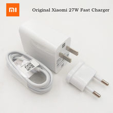 Original Xiaomi Wall Charger 27W USB Adapter Type-C Cable For Mi 9 9T Pro 8 Lite 8se 9se Max 3/Mix 3 2s /Redmi note 7/k20 pro(China)