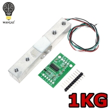WAVGAT Digital Load Cell Weight Sensor 1KG Portable Electronic Kitchen Scale