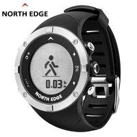 Gps часы водостойкие Северная режущая кромка мужские часы спортивные военные светодиодный браслет цифровые часы relogio masculino умные часы Bluetooth