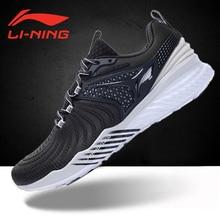 Li Ning Men LN CLOUD 2019 V2 Cushion Running Shoes Light Stable Support LiNing Bounce Sport Shoes Sneakers ARHP013 SJFM19