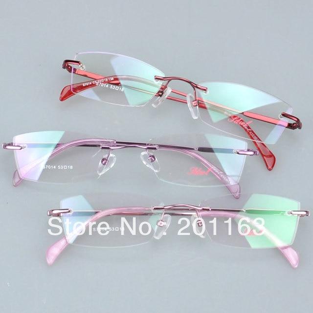 9f7a3650a1e S7014 New design most hot metal optical eyewear for woman prescription  spectacles myopia eyeglasses