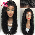 Synthetic Lace Front Wig for Black Women Long Curly Lace Front Wig Synthetic Wig Heat Resistant Synthetic Hair fast shipping