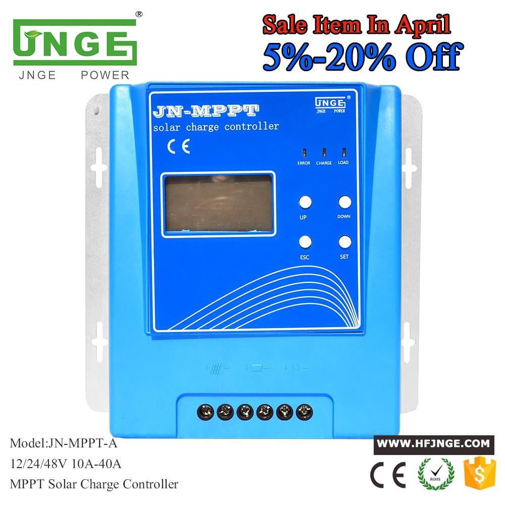 MPPT 10A Solar Controller MPPT Solar Charge Controller 12V 24V 48V Solar Panel Battery Regulator with Max. 150V PV input 1pcs 20a duo battery solar charge controller 12 24v solar regulator for two battery