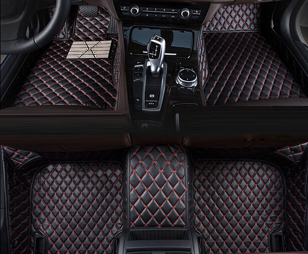 Left Or Right Hand Drive 5 Or 7 Seats Car Floor Mats The Trunk Mat