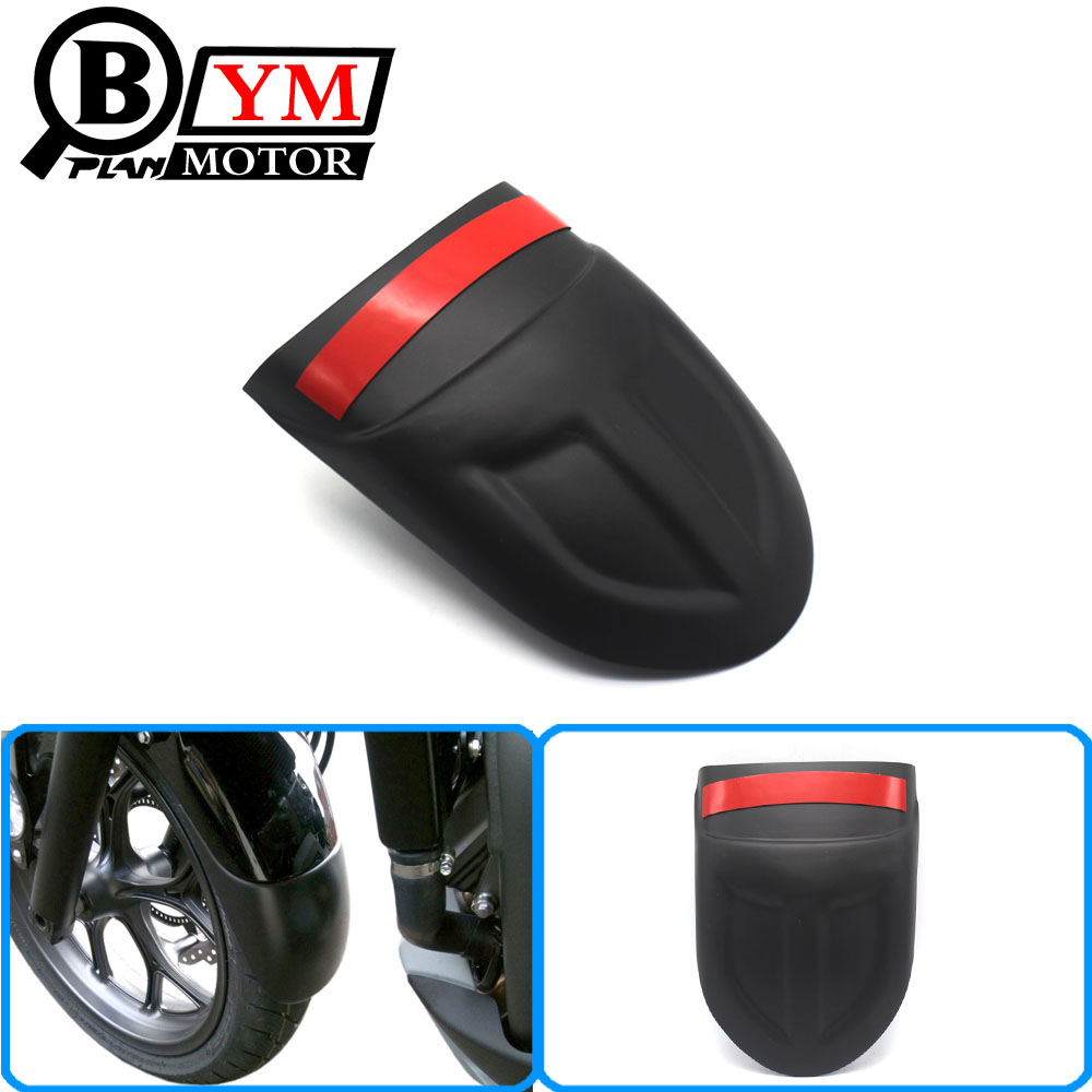 Motorcycle Front Mudguard Fender Rear Extender Extension For Honda NC700X NC700S NC750X NC750S 2012 2013 2014 2015 NC700 NC750 motorcycle front mudguard fender rear extender extension for ktm duke 200 390 2011 2012 2013 2014 2015 2016 2017