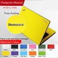 Мода Личность Оболочки Чистый Цвет Наклейки Ноутбук Водонепроницаемый Защитная Наклейка Наклейки Для Lenovo Y50/Y470/Y471/G410 Случае