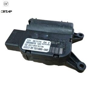 BTAP Новый AC клапан регулировки температуры для VW Passat B6 Golf MK6 Eos CC Испарительный бак двигателя 3C1907511A 3C1907511B 3C1 907 511 A