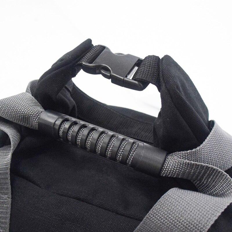 Adjustable Sandbag Elikliv Portable Kettlebell Kettle Bell Sand Bag Gym Weight Workout Home