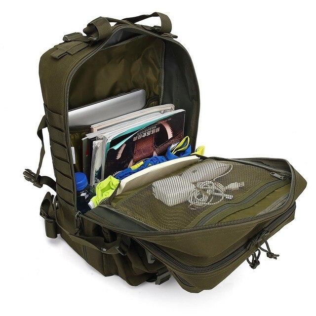 45L Large Capacity Man Army Backpacks 6