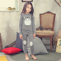 Brand New Pyjamas Baby Boys And Girl Sleepwear Kids 100 Cotton Long Sleeve Fashion Cartoon Panda