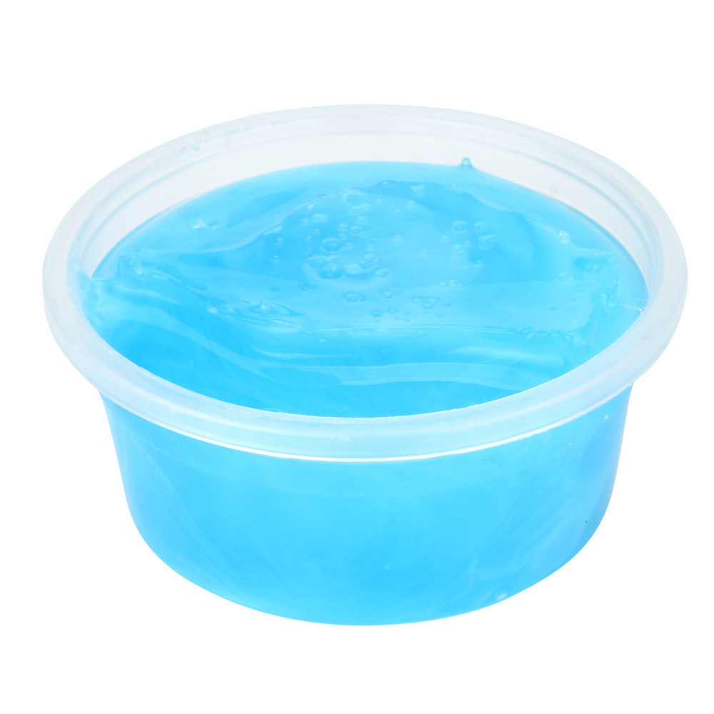 2018 Plasticine toy HOT SUMMER 60ml Beautiful Color Cloud Slime Squishy Putty Scented Stress Kids Clay Toy MAY 10