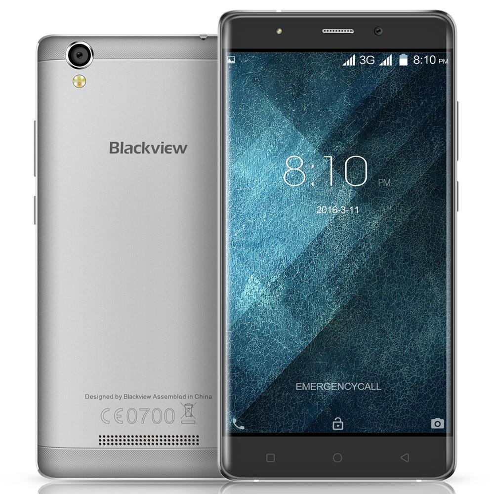 Original blackview a8 smartphone mtk6580 quad core 1 gb ram 8 gb ROM 5 pulgadas