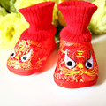 Mopopo Newborn Baby Boots First Walkers Winter Infant High Boots New Chinese Style Soft Winter Warm Shoes Baby Unisex Hot Sale