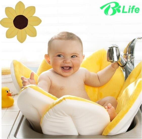Baby Bath Tub Pillow Pad. quality summer newborn baby bath seat ...
