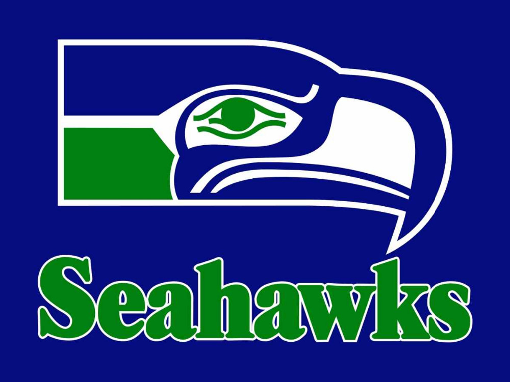 Seattle Seahawks Flag Helmet Flag 3x5ft In Flags Banners