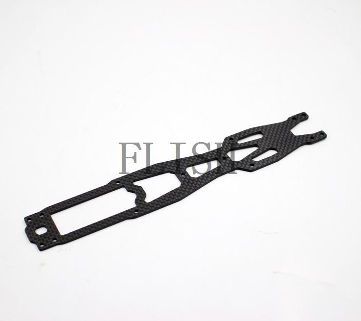 D1RC СРБ-01 1/10 задний привод дрейф автомобиль автомобиль автомобиль карбоновой рамой второго этажа 2.2 мм автомобиль аксессуары запчасти S128414
