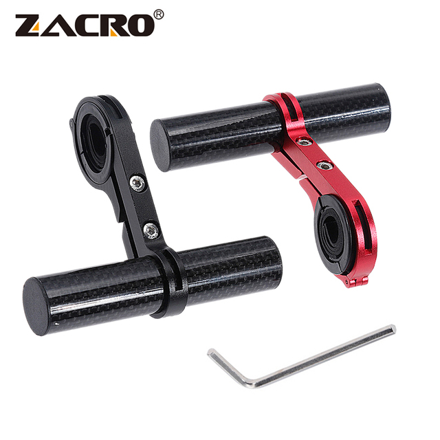Zacro Bicycle Multifunction Handlebar Extension Extension Car Longines MTB Lengthen Headlight Phone Clamp Bike Accessories