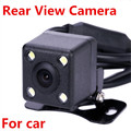 Free Shipping New Style Square Car Rear view Camera 170 Degree wide viewing angle Reverse Backup Parking Assistance Car Styling