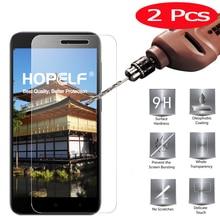 2 Pieces HOPELF טלפון מגן מסך לxiaomi Redmi 5A זכוכית מזג מגן קולנוע מזג זכוכית עבור Xiaomi Redmi 5A