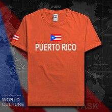0fbe75ed0 Tao's Love Puerto Rico men t shirt jersey nation team 100% cotton t-shirt  clothing