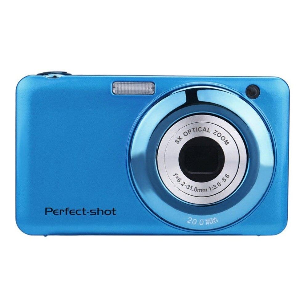 24MP Portable coloré Compact HD 8x Focus zoom Photo vidéo enregistrement appareil Photo numérique avec JPEG Avi carte SD Anti-secousse enfants cadeaux - 4