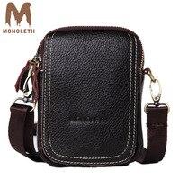 MONOLETH Messenger Bag High Quality Casual Bags Men S Crossbody Small Man Satchels Bolsos Men S