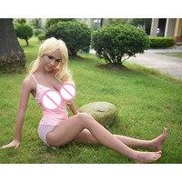 См 163 см Tan skin janpanse силиконовая кукла полный размер силиконовая кукла любовь с металлическим скелетом