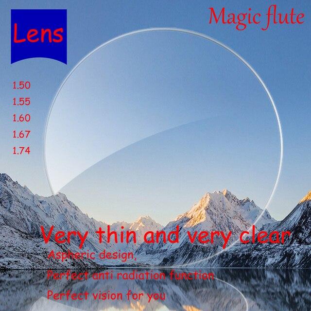 1.74 Асферические Линзы Дальнозоркость линзы и линзы Чтения Рецепта Линзы Анти-Усталость Компьютерные прозрачные линзы lente hipermetropia