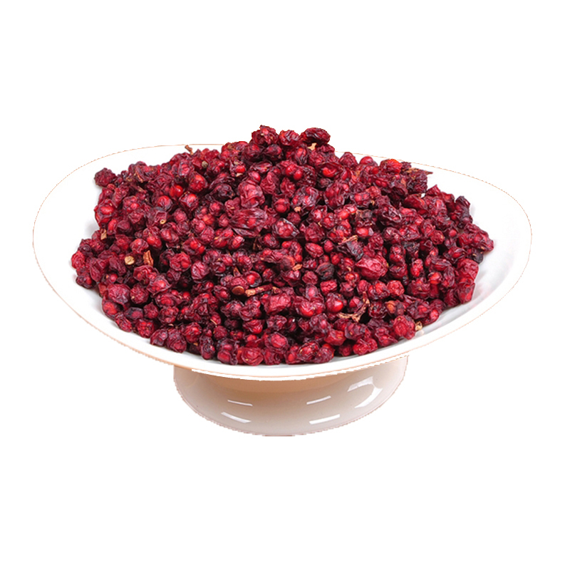 250g Wild Dried Schisandra Chinensis Wu Wei Zi Herbal Tea