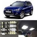 СВЕТОДИОДНЫЙ Автомобильный светильник, 11 шт., для салона автомобиля, 2006, 2007, 2008, 2009, 2010, 2012, Mitsubishi Outlander