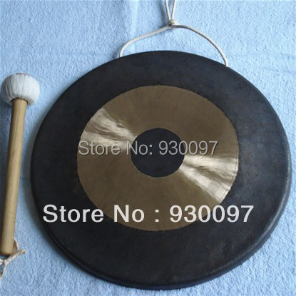 Percussion musical instruments traditional Chinese 20'' Chau gong купить