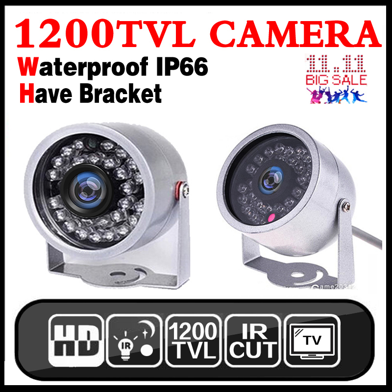 Sale Mini Surveillance 1/3cmos 800/1200TVL LED Security Infrared 30m Color ahdl CCTV Camera Outdoor Home Video HD Night Vision 2017 sale nano 1 3 sony ccd effio 4140dsp 673 color image video home hd cctv mini camera osd bule led infrared night vision 30m